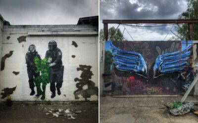 Snösätra graffitipark